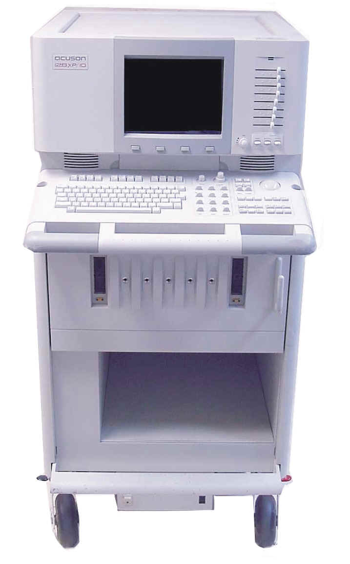 Siemens Acuson 128 Xp 10 Ultrasound System Siemens