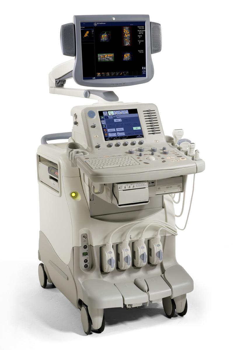 Ge Logiq 7 Ultrasound System Ge Logiq Transducers St