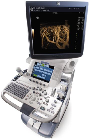 Ge Logiq E9 Ultrasound System Logiq Xdclear Transducers